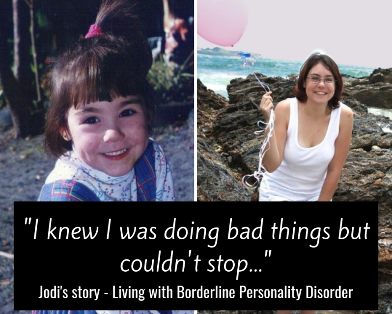 """I didn't want to be loved"" – Childhood trauma & Borderline Personality Disorder"